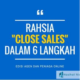 close sales nasehatniaga
